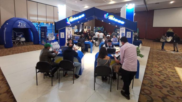 El Banco del Instituto Ecuatoriano de Seguridad Social cumplió nueve años de funcionamiento.