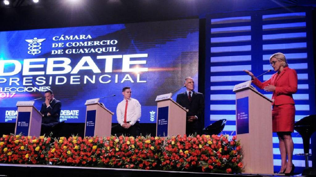 Debates presidenciales, obligatorios desde las elecciones 2021