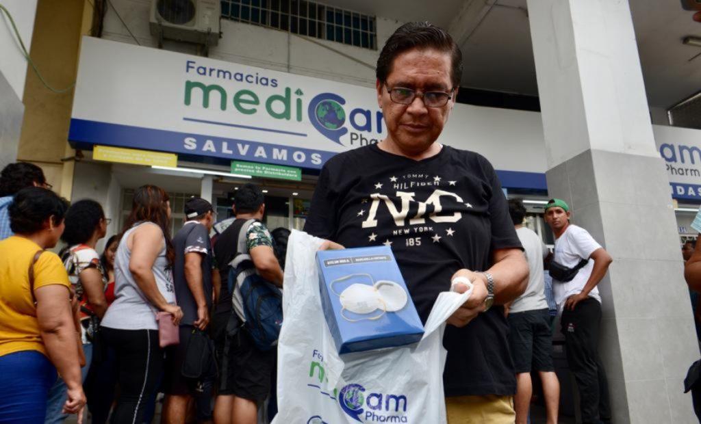 Paciente con coronavirus tuvo contacto con 149 personas, dice Ministra de Salud