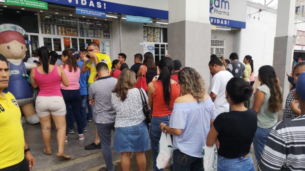Las autoridades centran sus miradas en Guayaquil y Babahoyo por el coronavirus