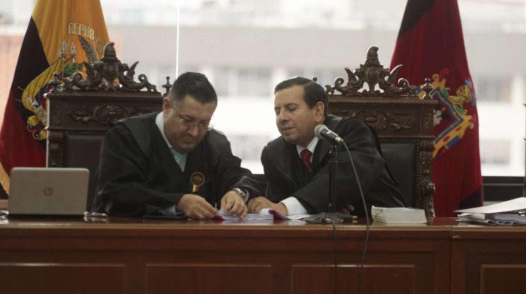 Sobornos: Correa presentó solo una testigo y Mera pone distancia