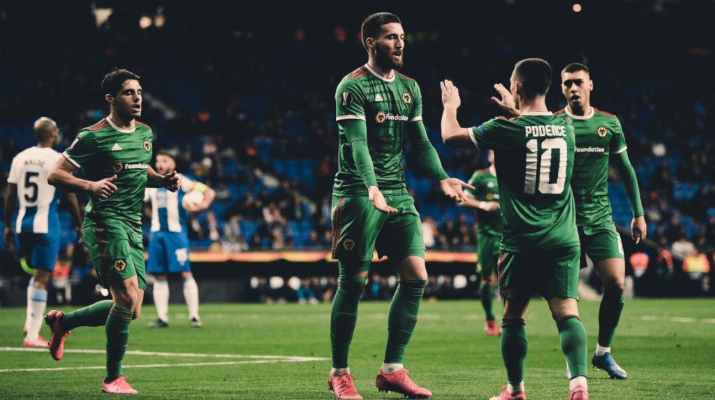 El Wolverhampton de Leonardo Campana enfrentará a Olympiacos