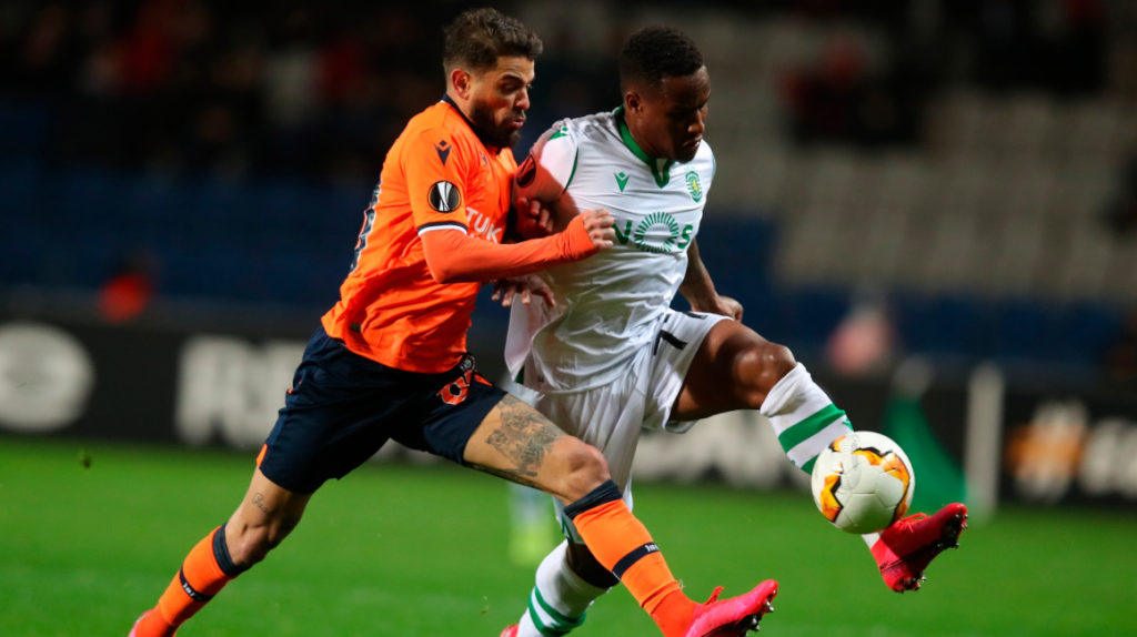 Estambul elimina al Sporting Lisboa de Gonzalo Plata en un dramático partido