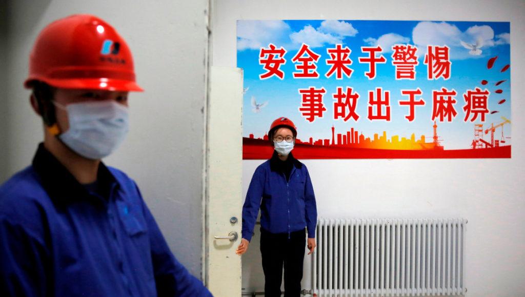 China estima que controlará el coronavirus hasta abril
