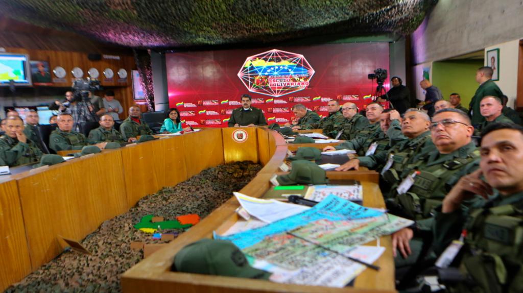 ONU alerta de narcos infiltrados en Fuerzas Armadas de Venezuela