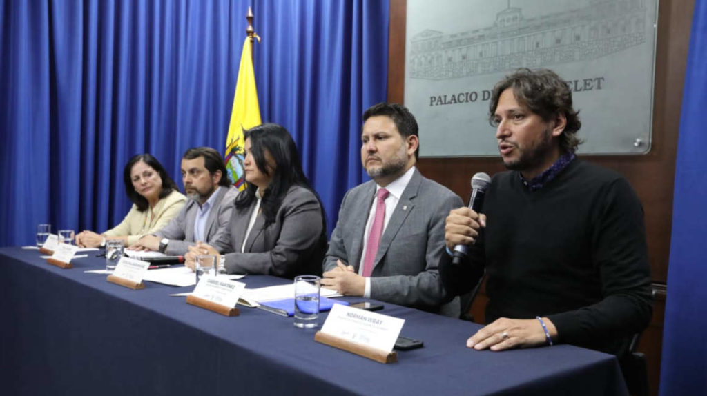 Ecuador tendrá hospital exclusivo para los posibles casos de coronavirus