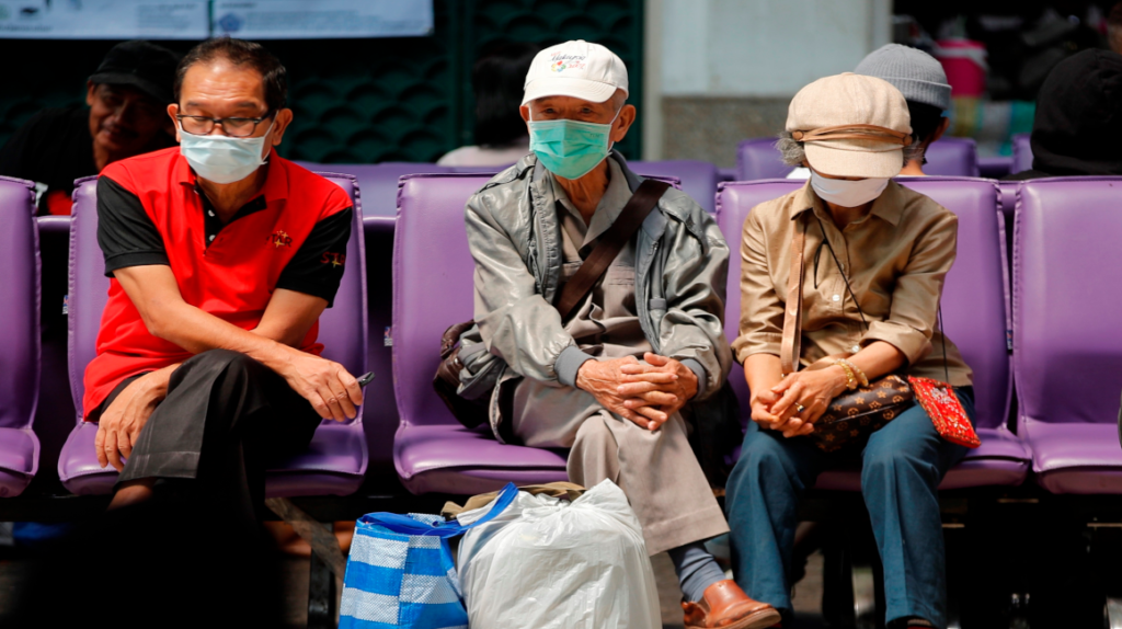 Coronavirus: nuevos casos bajan en China, pero aumentan en Europa