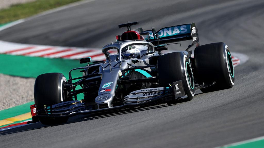 Montmeló recibe a los bólidos de Fórmula 1 antes de iniciar el mundial