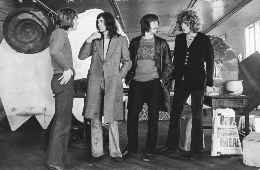 Los 45 años del disco definitivo de Led Zeppelin: Physical Grafitti