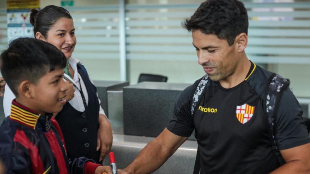 Barcelona viaja a Asunción con la meta de clasificar a la fase de grupos
