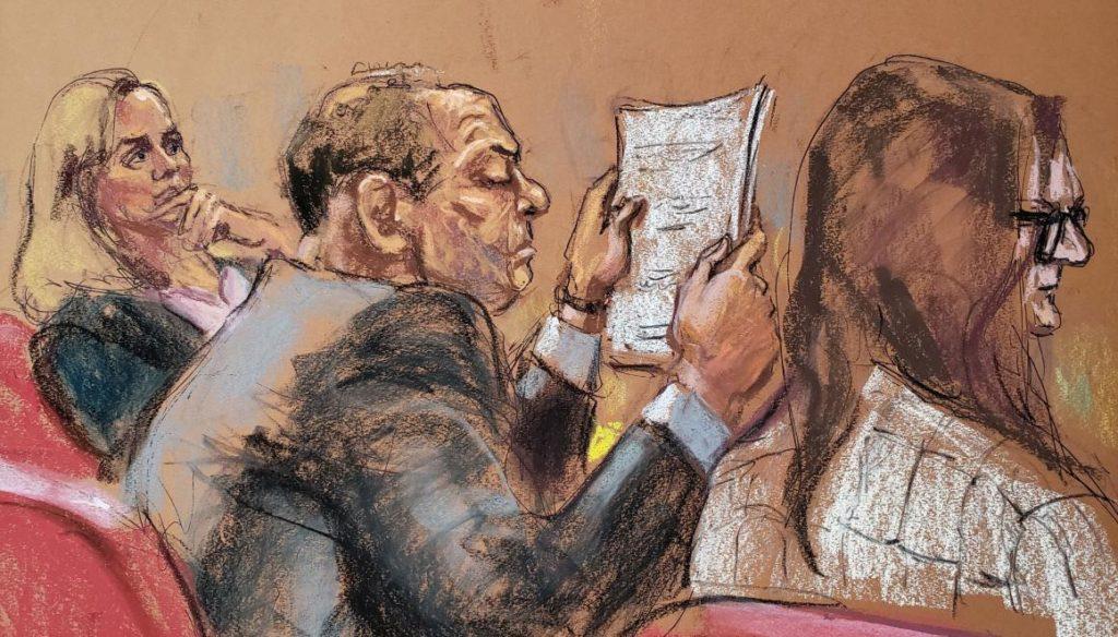 Harvey Weinstein es declarado culpable de violación en Nueva York