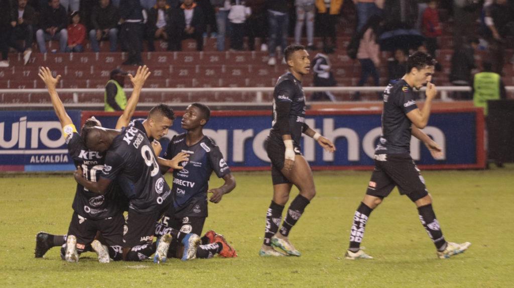 Independiente del Valle ganó a Liga con Efrén Mera como figura