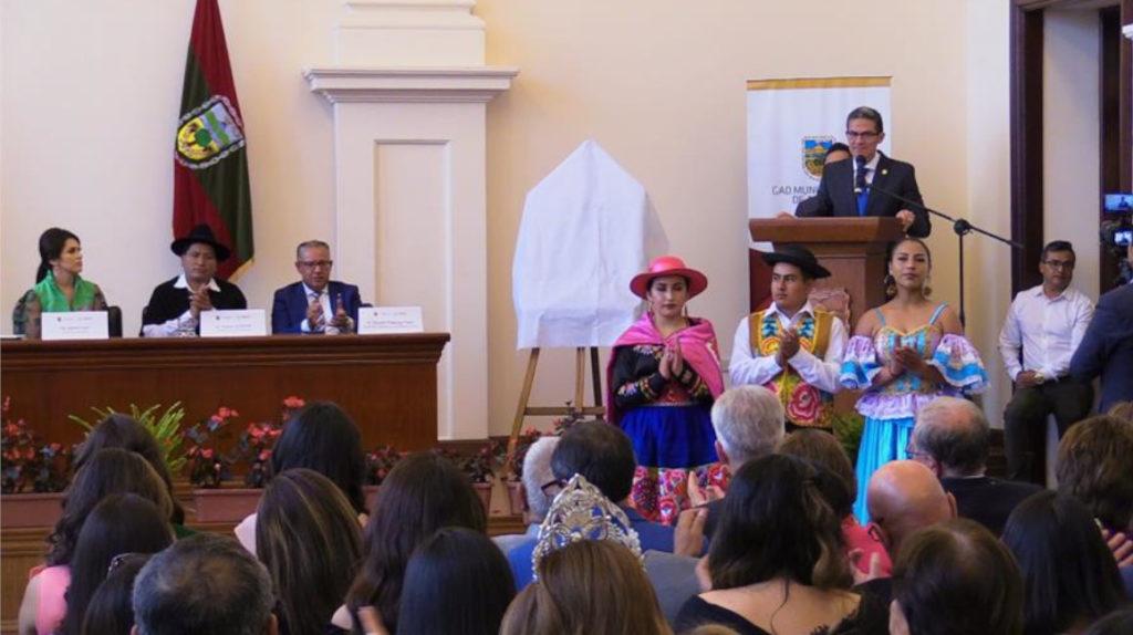 Ambato es declarada patrimonio de la región andina