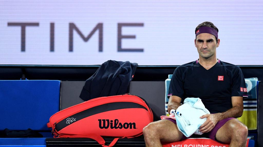 Por su lesión, Federer caerá al menos al séptimo lugar del ranking ATP