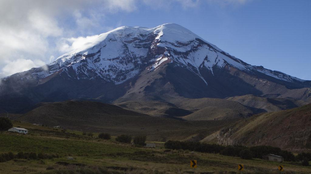 Sismo sacude a provincia de Chimborazo durante la madrugada