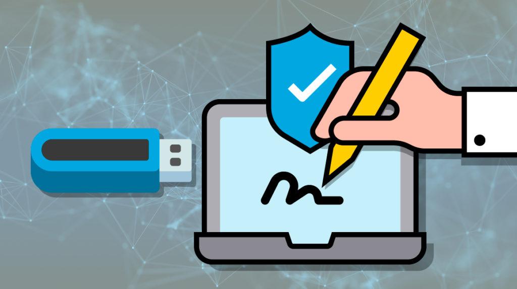 En Ecuador existen dos formatos de firma electrónica