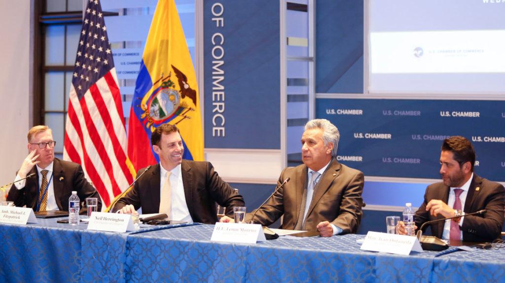 El Consejo de Comercio e Inversión se ha reunido dos veces en 9 años