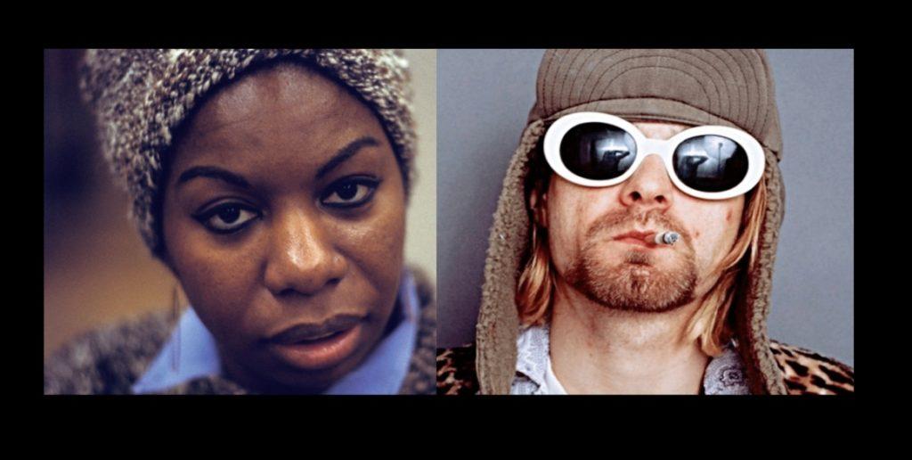 Lo que Nina Simone y Kurt Cobain dejaron al mundo