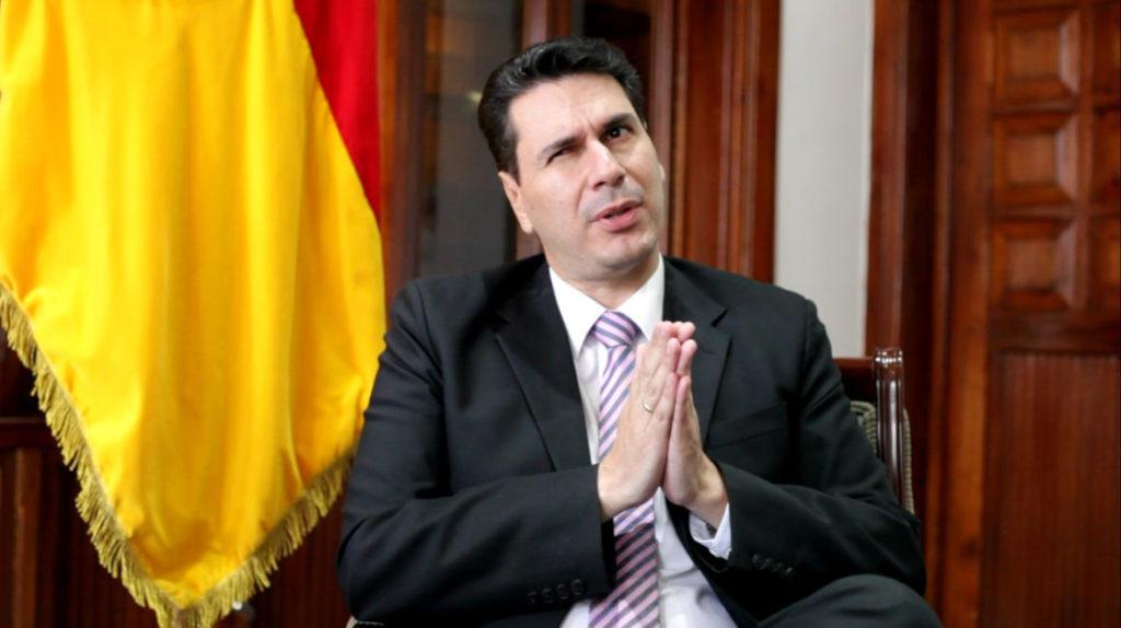 Pedro Palacios: el primer año el tranvía tendrá un subsidio de USD 6 millones