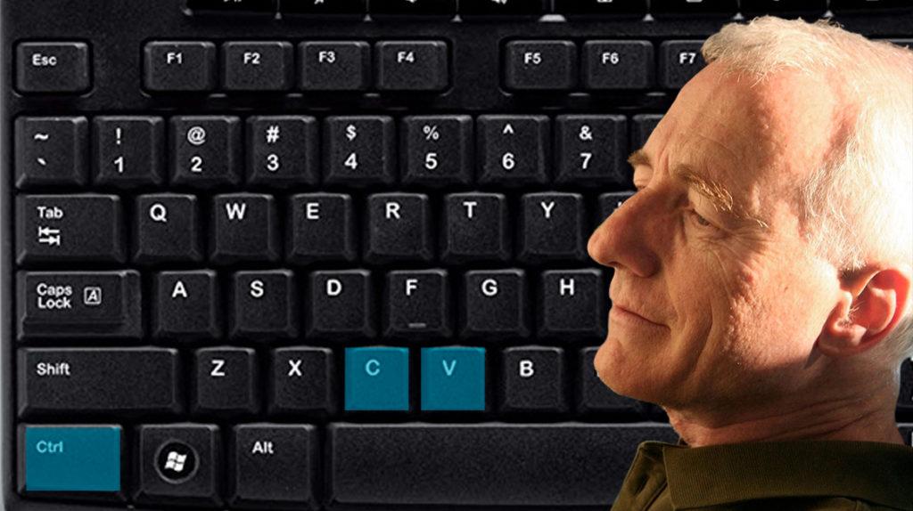 Muere Larry Tesler, inventor del  los comandos copiar/pegar