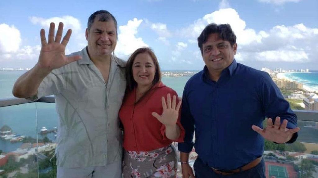 Correístas y seguidores de Espinel comparten el poder en Compromiso Social