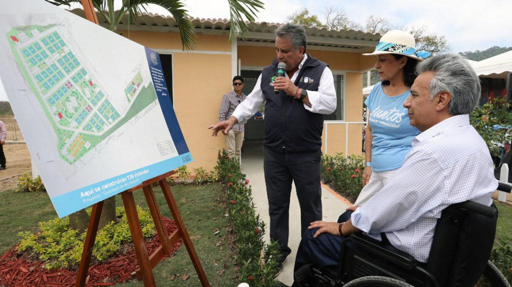 'Casa para Todos' es la mayor apuesta de Moreno para 2020