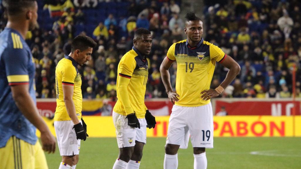 Ecuador se mantiene en el puesto 63 del ranking FIFA
