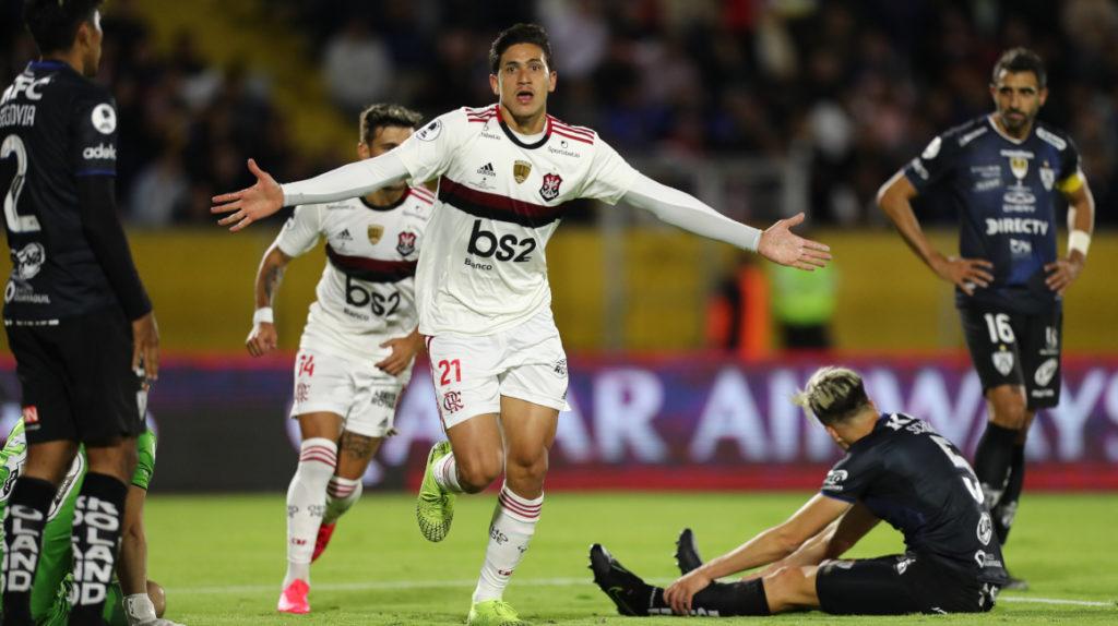 Flamengo se lleva un empate del Atahualpa ante Independiente del Valle