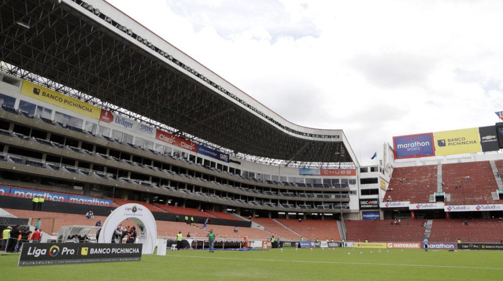 """Jorge Yunda: """"El partido de la Selección tendrá público con protocolos"""""""