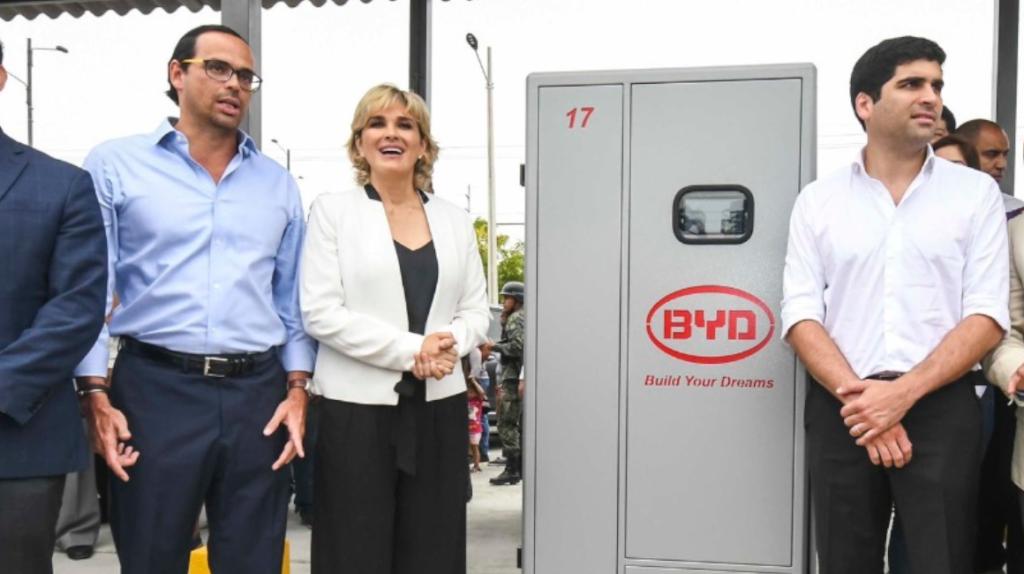 Viteri y Duart se disputan el liderazgo en la lucha contra la delincuencia en Guayaquil