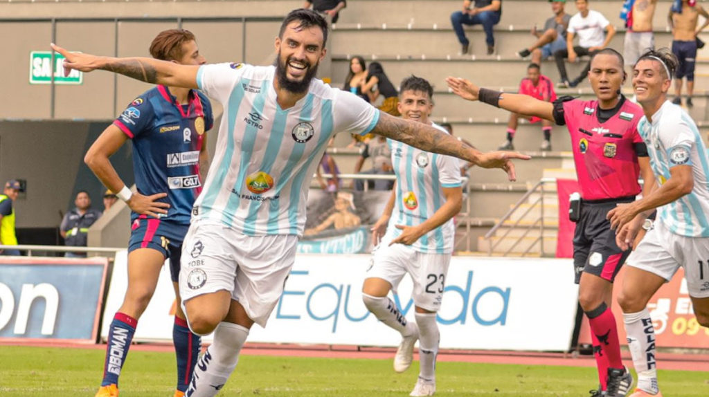 Inicia la segunda fecha de la LigaPro con Guayaquil City como puntero