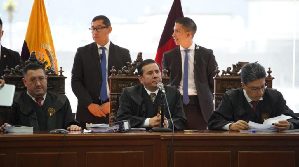 Se reanuda audiencia de juicio en caso 'Sobornos 2012-2016'