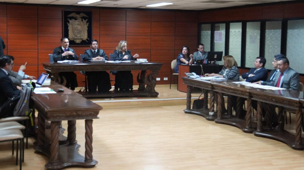 El juicio a Correa por sobornos se reinstalará el lunes 17