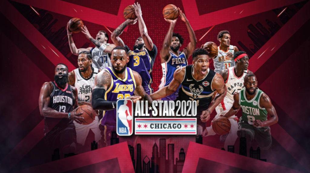 Chicago lista para la fiesta del All Star Weekend de la NBA