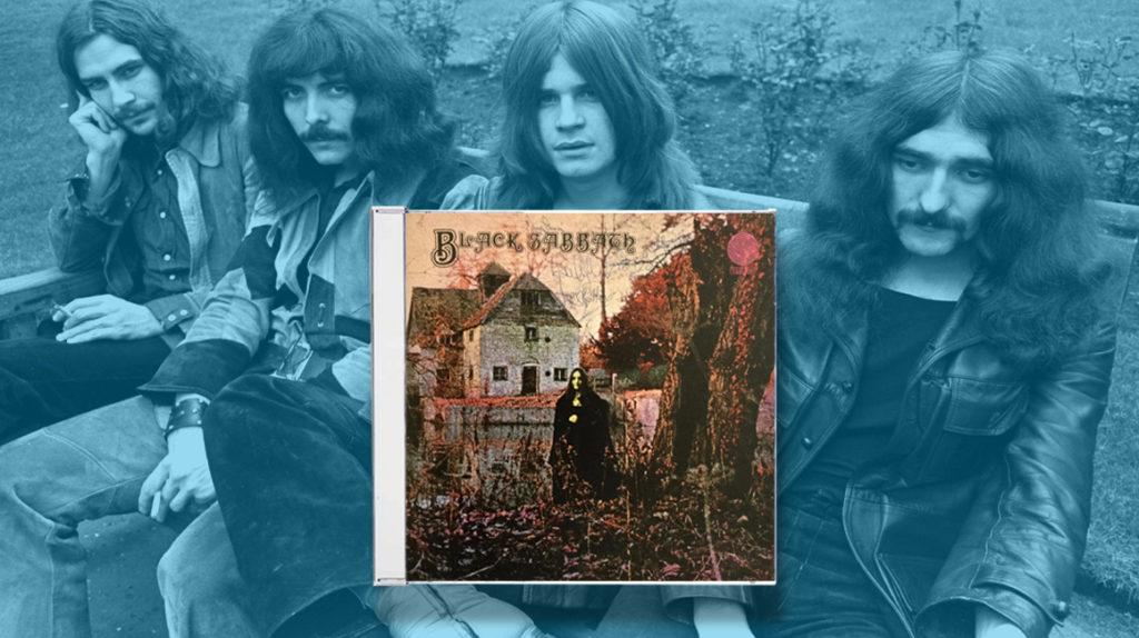El origen del heavy metal en el primer disco de Black Sabbath