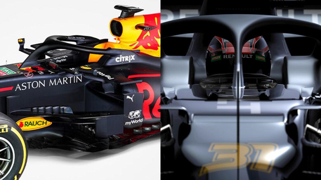 Renault y Red Bull develaron sus autos para el Circuito 2020 de Fórmula 1
