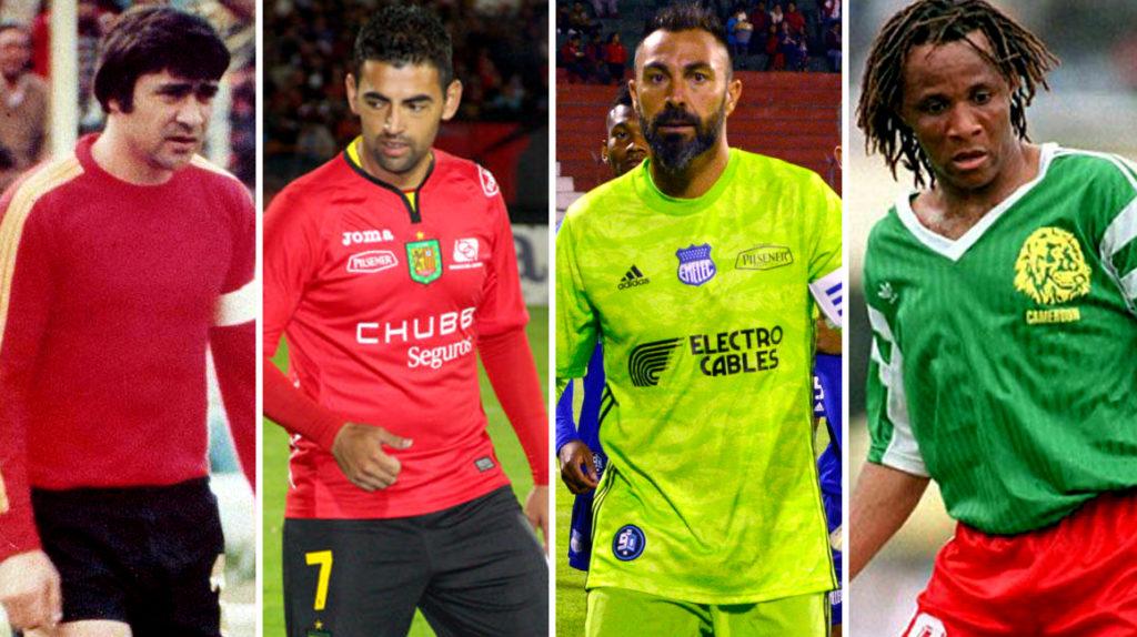 2.073 futbolistas extranjeros han jugado en la Serie A de Ecuador