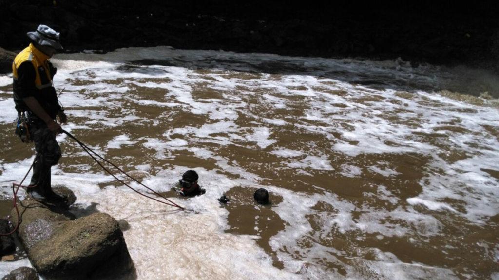 Seis ríos de Quito presentan problemas de contaminación
