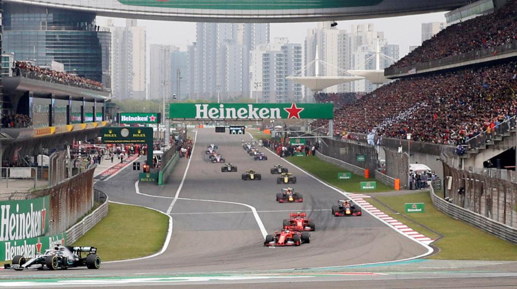 La Fórmula 1 no tendrá ceremonia en el podio por el coronavirus