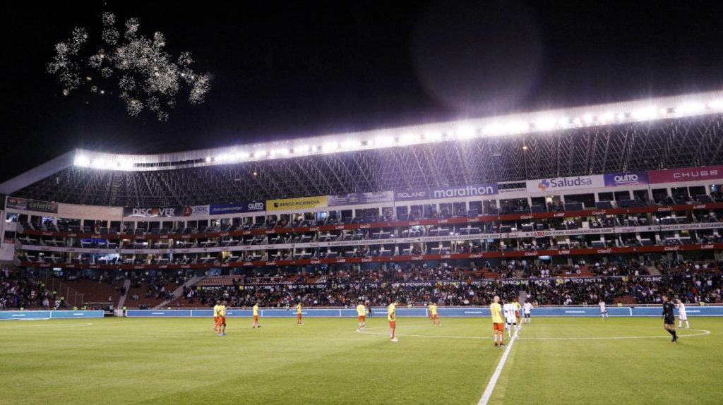 Liga remodelará el estadio Rodrigo Paz para recibir a la Selección