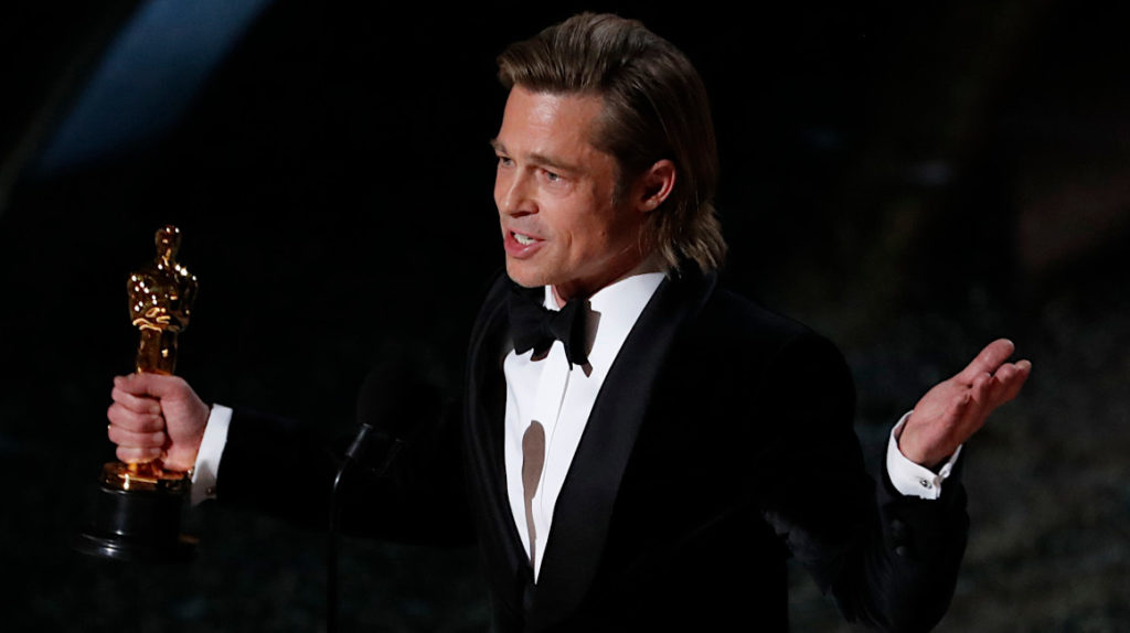 "Brad Pitt se burla de Trump en ""Saturday Night Live"""