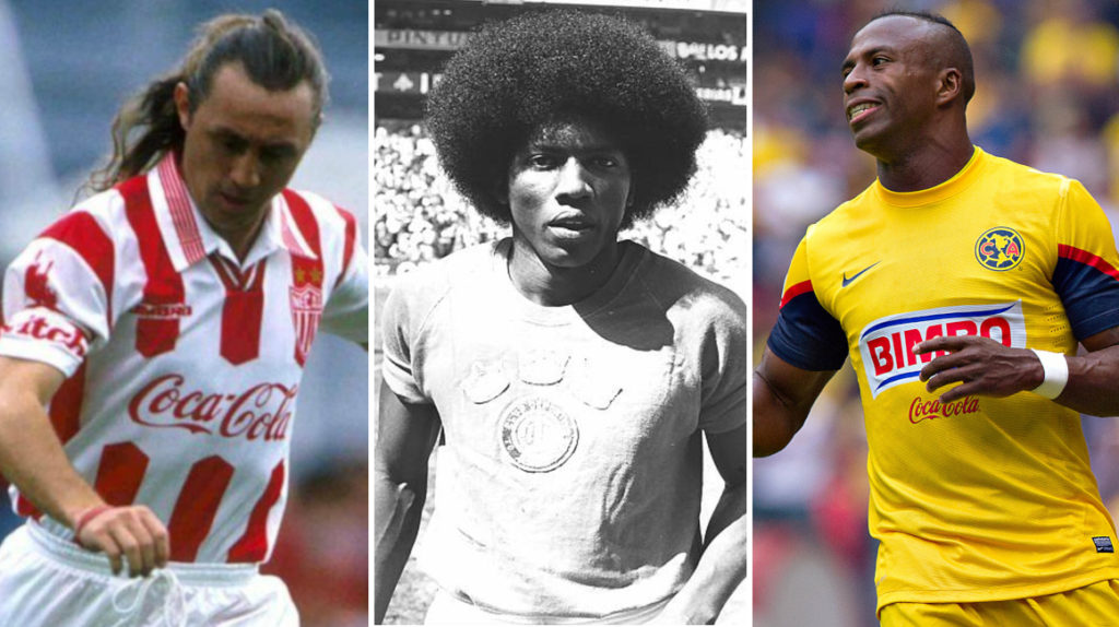 79 futbolistas ecuatorianos han jugado en 35 clubes de México
