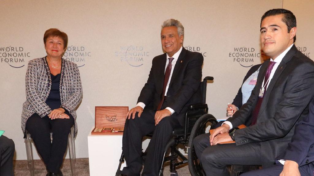 FMI prepara un crédito de USD 250 millones para Ecuador, según Bloomberg