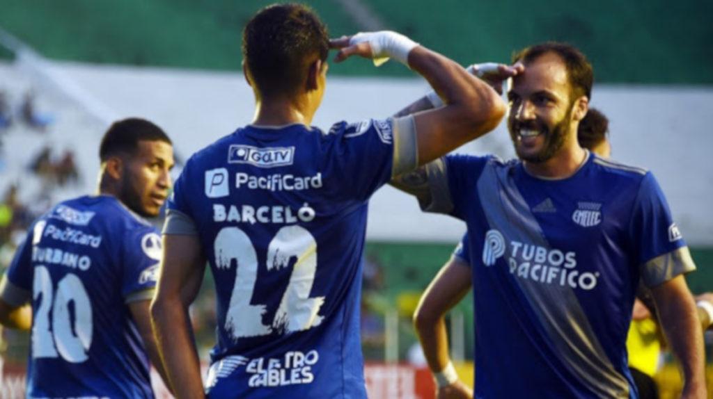 Emelec, único equipo ecuatoriano en la plataforma 'Sponsor Online'