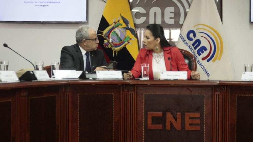 CNE prepara las elecciones de 2021 sin recursos