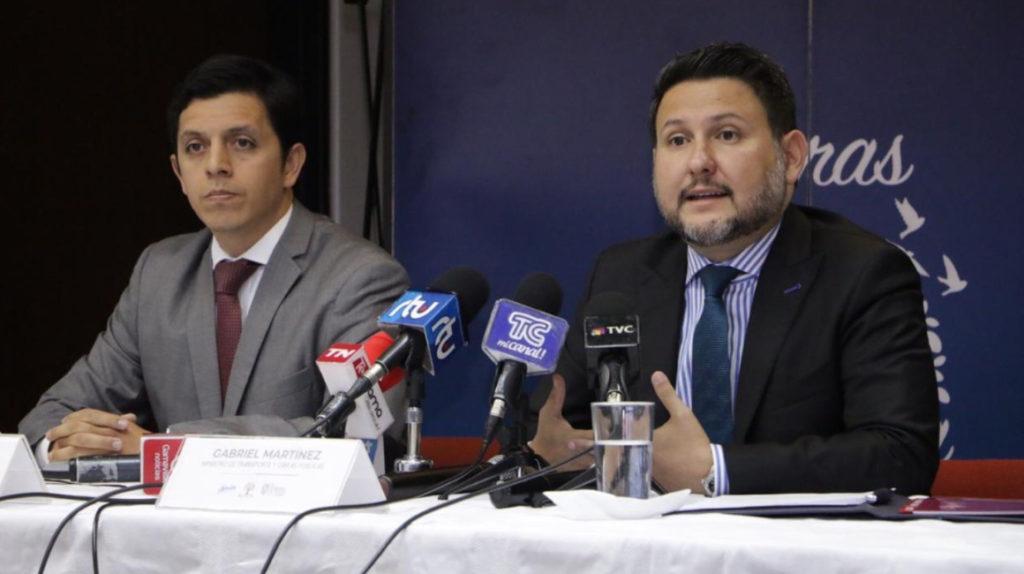 Metroférico: el Ministerio de Transporte y el Municipio de Quito no se ponen de acuerdo
