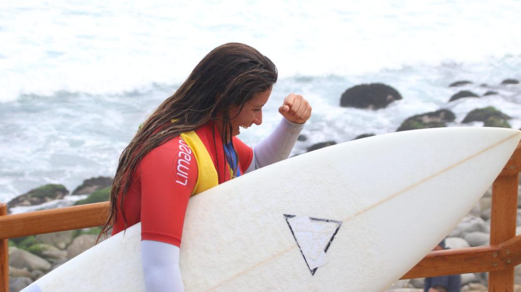 Manta es sede del circuito de Surf, previo al clasificatorio de Tokio 2020