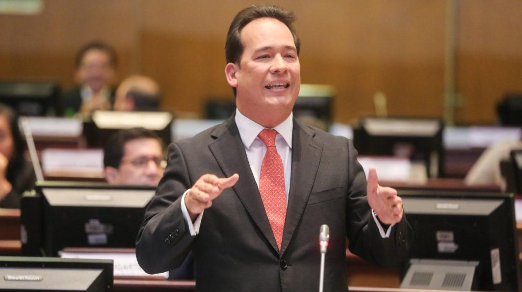 Henry Cucalón será el gobernador del Guayas por invitación de Lasso