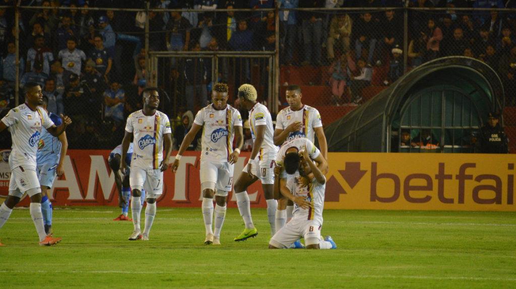 Macará no tuvo un buen debut y perdió ante Deportes Tolima