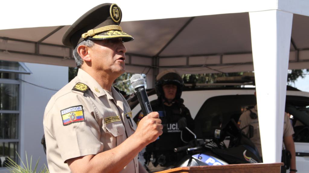 General Carrillo: Quito es una de las capitales más seguras de la región